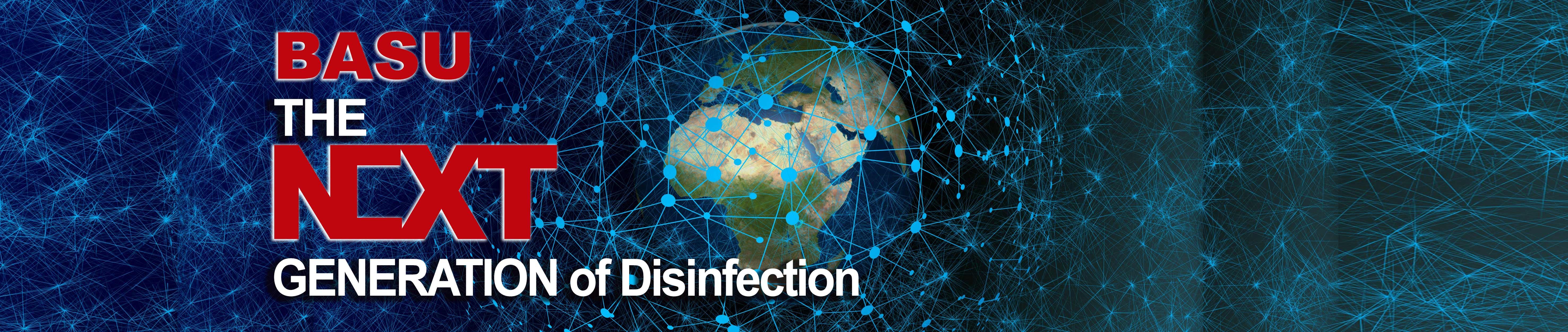 Basu desinfections